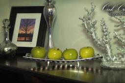 Amethyst Suite Bedroom Decoration