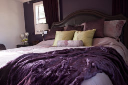 Amethyst Suite Bedroom
