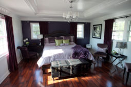 Amethyst Suite Bedroom
