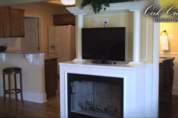 Carriage House Room and Kitchen View